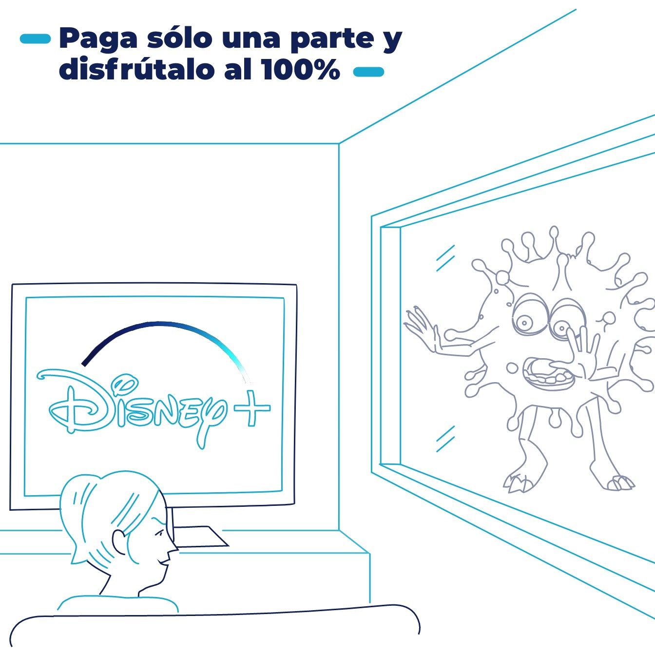 Suscrip App -Disney +